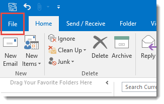 Outlook: Add-In Disappears – Knowledge Base & F A Q